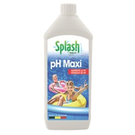 Régulateur de pH maxi Realco - 1L