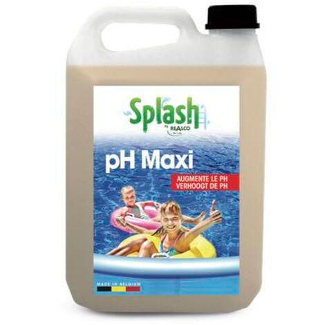 Régulateur de pH maxi Realco - 5L