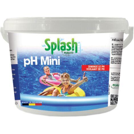 Régulateur de pH mini Realco - 2,5kg