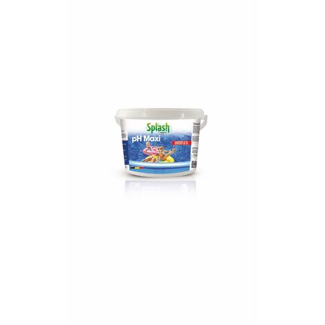 Régulateur de pH Splash pH Maxi Poudre 2,5kg