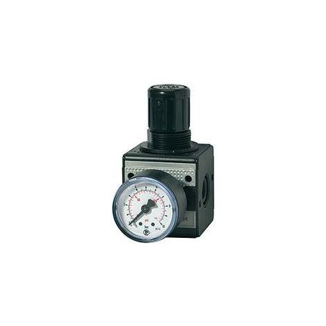 Régulateur de pression avec indicateur de pression, série