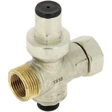 """Régulateur de pression D03 - D03 REDUCTEUR PRESSION ECROU MF.3/4\"""" Spécial chauffe-eau"""