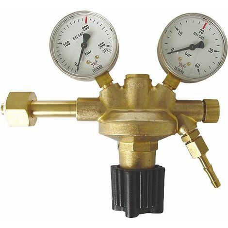 Régulateur de pression de bouteille azote 0-20 bars