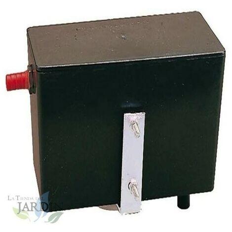 Régulateur de pression d'eau avec vanne à flotteur et capacité de 1,5 litre