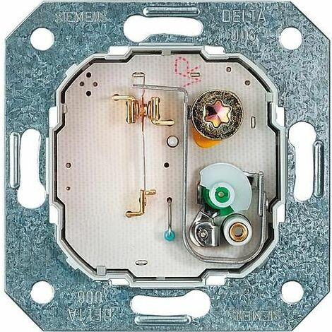 régulateur de température ambiante I-System, un interrupteur