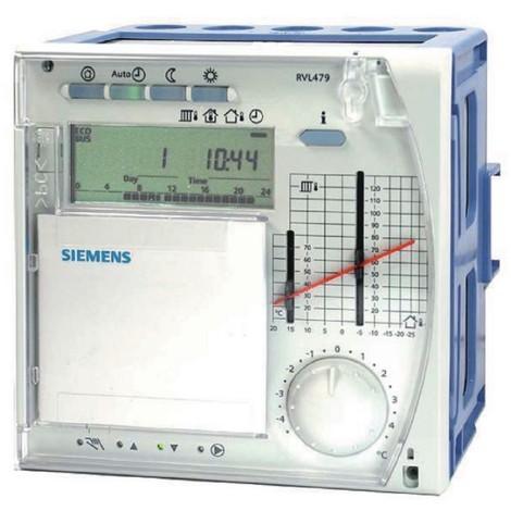 Régulateur de température Réf. BPZ: RVL479 SIEMENS
