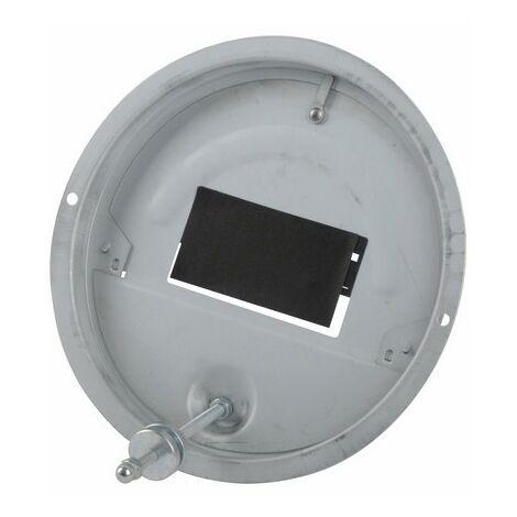 Régulateur de tirage Ø6 (153mm)
