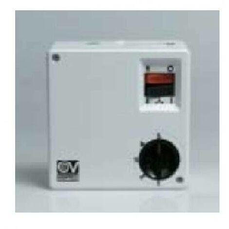 Regulateur de vitesse 5 positions pour ventilateurs sans lumiere scrr5 0000012963 12963