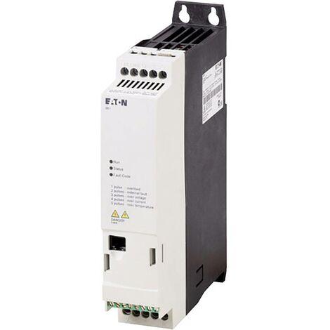 Régulateur de vitesse alternatif Eaton DE1-121D4FN-N20N 174327 1.4 A 230 V/AC
