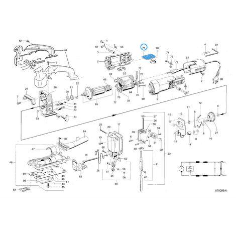 Régulateur de vitesse MAFELL CP26 - 76209