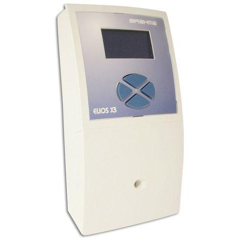 Régulateur électronique avec sonde pour solaire thermique - Elios X3