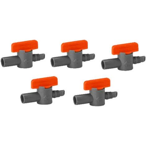 Régulateur GARDENA - pour micro-asperseurs Micro-Drip - 5 pièces 1374-29