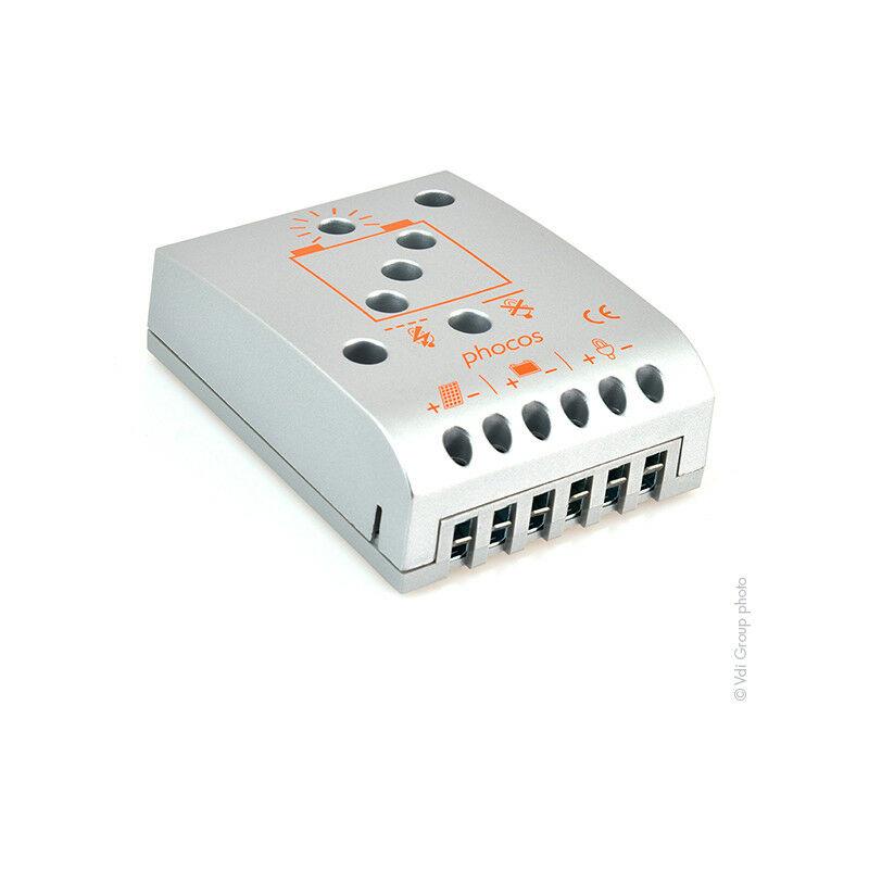 Phocos - Régulateur Solaire 12V/24V-20A Phocos CML20-USB