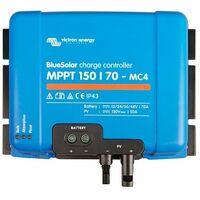 Régulateur solaire 70A 12/24/36/48V Bluesolar MPPT 150/70 VICTRON (Connectique : MC4)