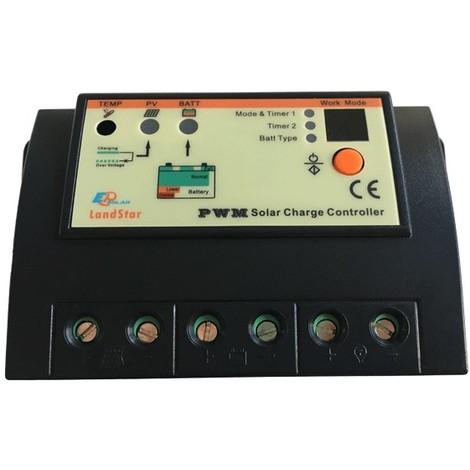 Régulateur solaire PWM Epsolar 12/24V 20A