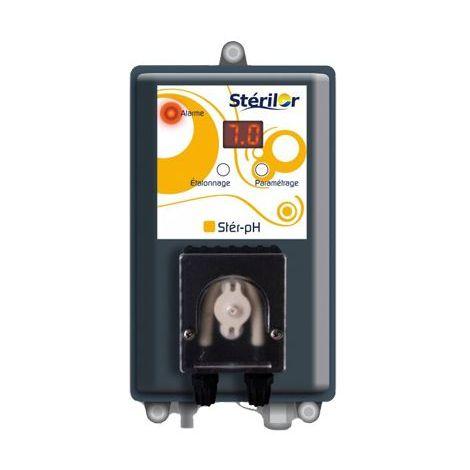 Regulateur Ster pH - Sterilor
