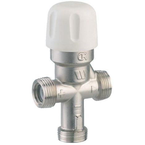 Régulateur thermostatique - M 3/4' - Watts industries