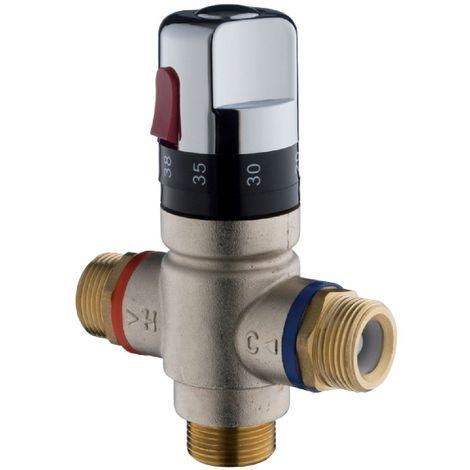 Régulateur thermostatique de sécurité - Gradué - Presto