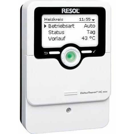 Régulation chauffage DeltaTherm HC mini 3 sondes incluses