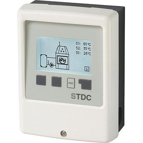 Regulation de T° différentielle solaire STDC-V3