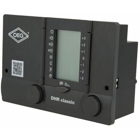 Régulation OEG DHR-classic-FR set d´encastrement+câbles et 4 sondes