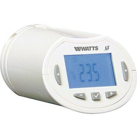 regulation radio de radiateur Watts Vision, programmable BT-THR02-RF