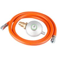 Regulator and Gas Hose Kit for 10KW Gas Fan Assisted Portable Gas Space Heater