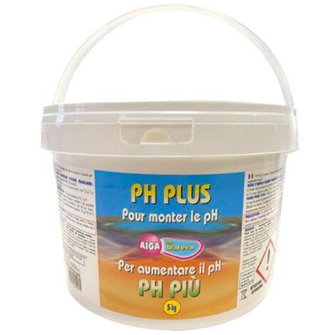 Rehausseur de pH Aiga MAREVA pour piscine - 5Kg - 161007U