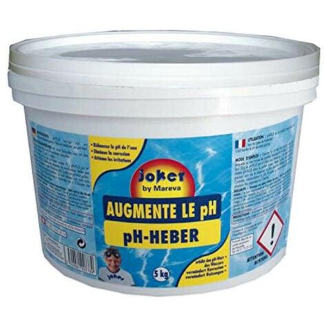 Réhausseur de pH Joker MAREVA pour piscine - 5Kg - 100778U