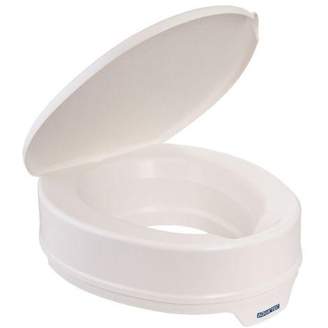 Rehausseur pour cuvette WC blanc - Delabie