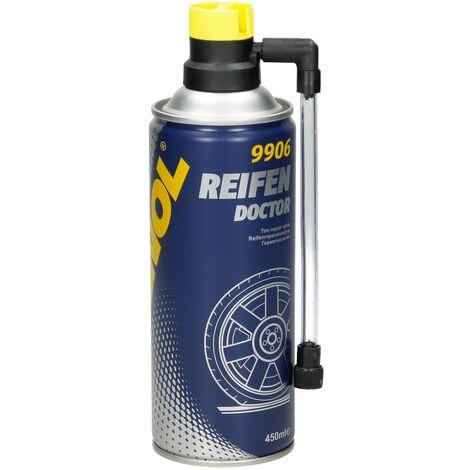 Reifendichtmittel Reifen Pannen Spray Dichtmittel Doctor Reifenpannenspray KFZ