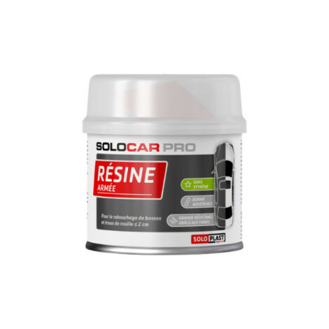 reinforced resin Solocar Pro 250g