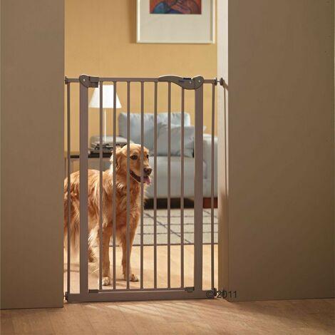 Reja ajustable Dog Barrier Door para interior para mascotas 75 cm   Puerta interior mascotas   Valla interior mascotas
