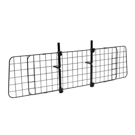 Reja de perros para coche Modelo D Rejilla separadora Reja protección Ajustable Universal Equipaje