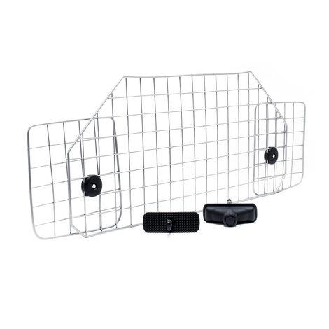 """main image of """"Reja de perros para coche Modelo E Rejilla separadora Reja protección Ajustable Universal Equipaje"""""""