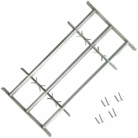 """main image of """"Reja de seguridad ajustable ventana con 3 barras 700-1050 mm"""""""