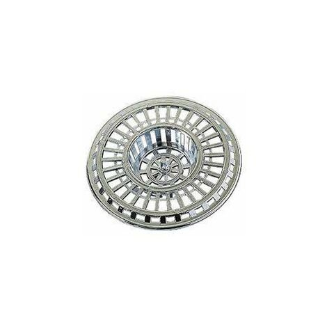 Rejilla antidesperdicios de 70 mm de diámetro para los enchufes de los lavabos