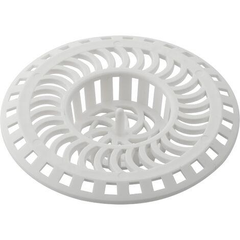 rejilla de plástico para fregadero Ø80 mm