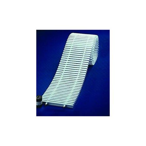 Rejilla Transversal 195mm Astralpool para Rebosadero - Cod: 00212