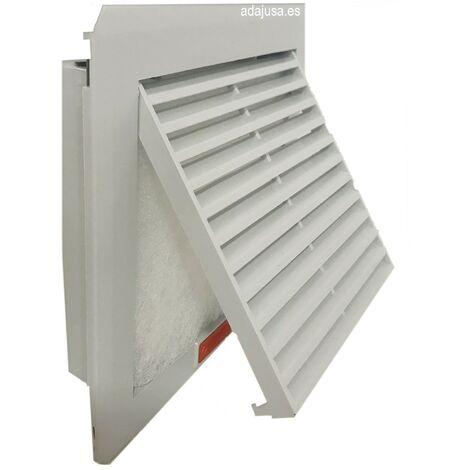 Rejilla ventilación 160x160mm