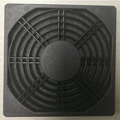 Rejilla ventilación con filtro 80x80x10mm