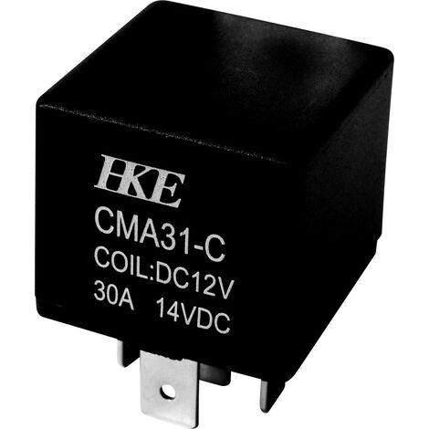 Relais automobile HKE CMA31-DC12V-C-NS 1366564 12 V/DC 30 A 1 inverseur (RT) 1 pc(s) Y883811