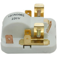 Relais de démarrage Danfoss 103N0002 (103N0002) Réfrigérateur, congélateur 322243 UNIVERSELLE