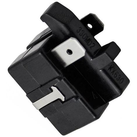 relais de démarrage+klixon (306669-18866) (DA35-00099A) Réfrigérateur, congélateur 306669_3662734338957 SAMSUNG
