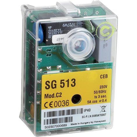 Relais gaz SG513 mod. C1/C2