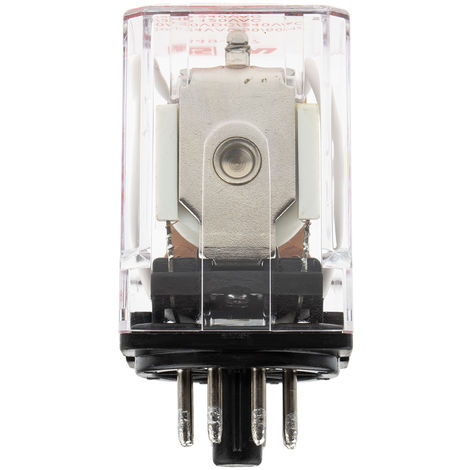 Relais sans accrochage 2 RT Enfichable, bobine 24V ac 2W Relais à usage général