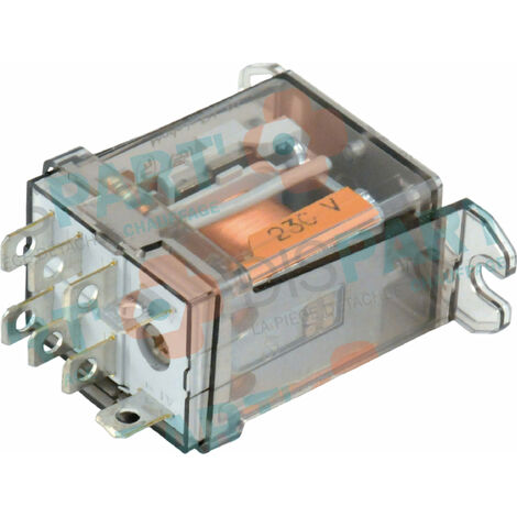 Relais série E (moteur) ou MC (pompes) - ATLANTIC : 060084