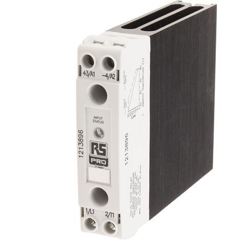 Relais statique, Rail DIN 30 A 530 Vrms