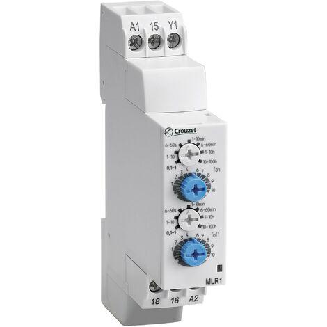 Relais temporisé électronique Chronos 2 S74243