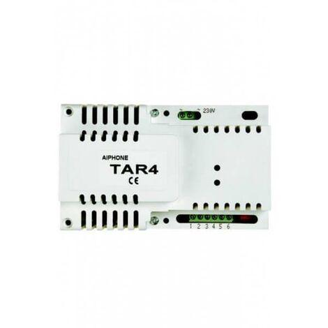 Relais temporisé réglable TAR4 pour kit vidéo AIPHONE - 100172